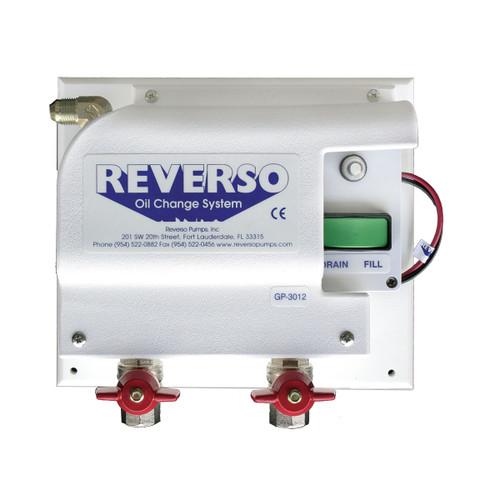 Oil Change System - GP-301 Series - 2 Valves 12 Volt