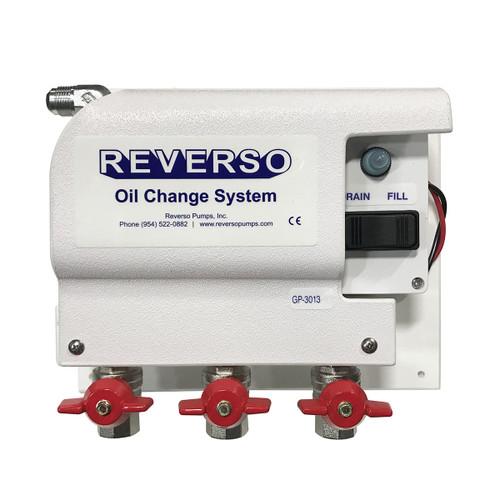 Oil Change System - GP-301 Series - 3 Valves 12 Volt