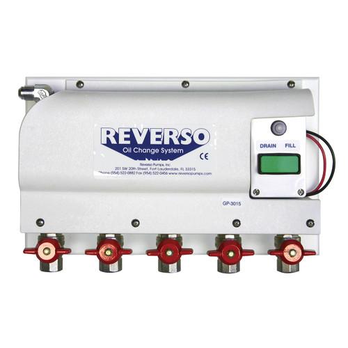 Oil Change System - GP-301 Series - 5 Valves -  24 Volt