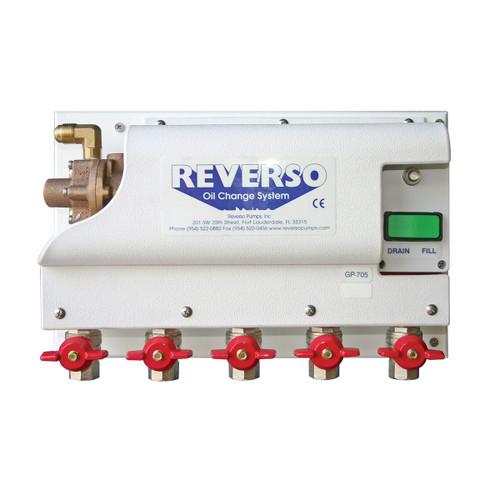 Oil Change System - GP-700 Series -  5 Valves - 24