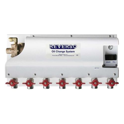 Oil Change System - GP-700 Series -  7 Valves - 12