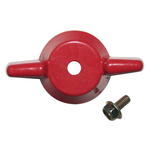 "Red Handle Kit for 1/2"" Ball Valve"