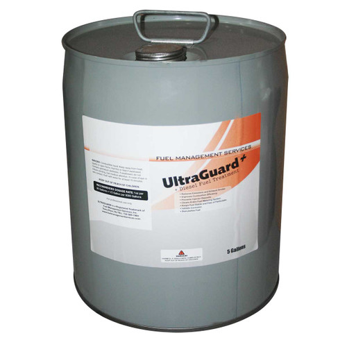 UltraGuard+ Fuel Additive - 640 oz. (5 gallons)