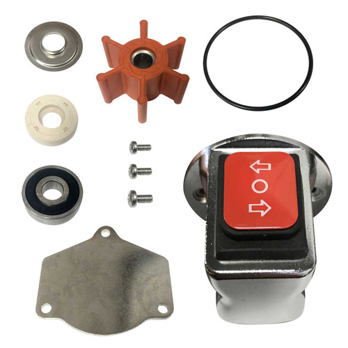 SRK-381 Rebuild Kit for OP-7 12v
