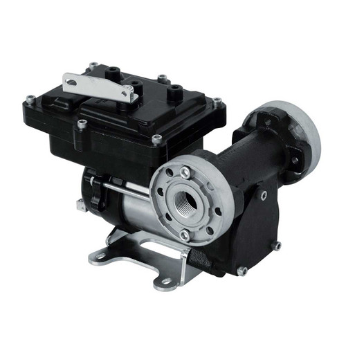 12V UL Gasoline Pump, Mount Bracket, Battery Clips