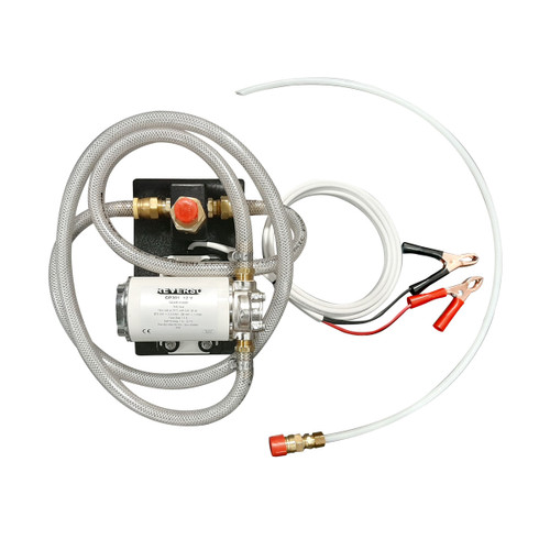 Portable Gear Pump System -  301 Series - 24 volt