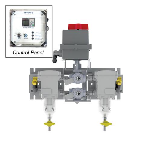 2000/5/50UA-02 - 24V Automatic Duplex 79 GPH