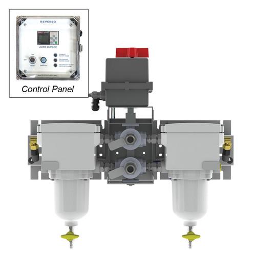 2000/18UA-02 - 24V Automatic Duplex 285 GPH