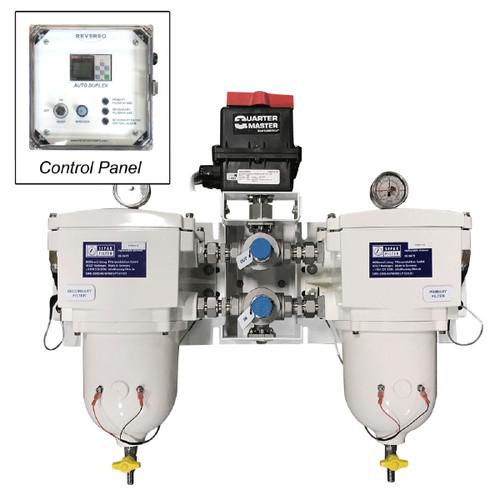 2000/40UA-24-01-30 - 24V Automatic Duplex 285 GPH