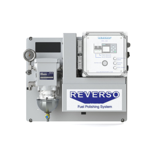 Reverso Fuel Polishing System  FPS-150-24V Digital Controller