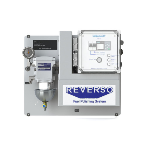 Reverso Fuel Polishing System  FPS-80-24V Digital Controller