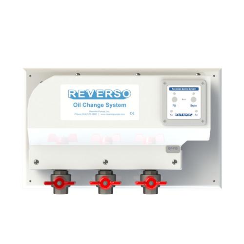 Oil Change System - GP-710 Series -  3 Valves