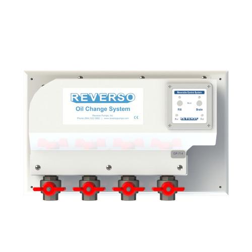 Oil Change System - GP-710 Series -  4 Valves