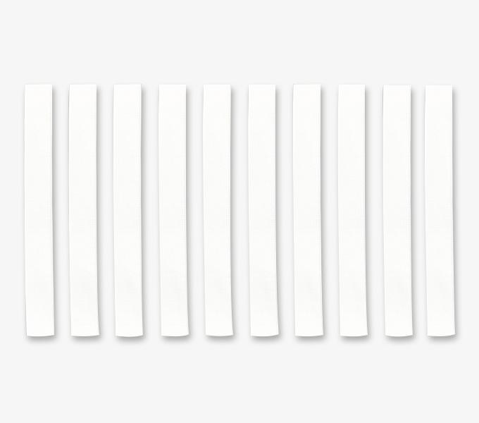 10 Waist Elastics One Size