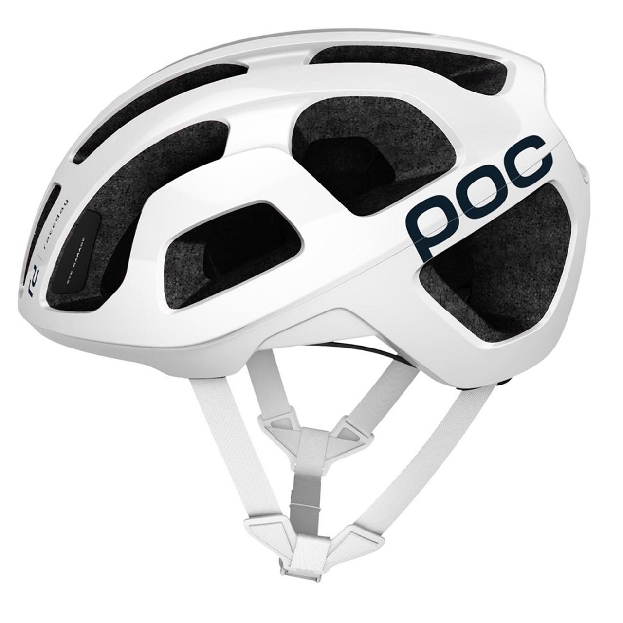 POC Octal Road Cycling Helmet Uranium Black Size Small
