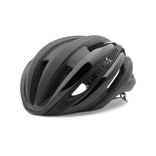 Giro Synthe Road Bike Helmet - Matte Black