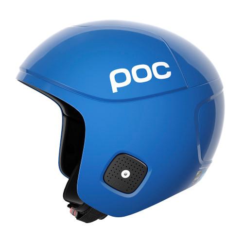 POC Orbic X SPIN Race Helmet - Basketane Blue