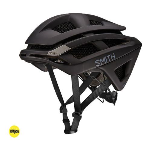 Smith Overtake MIPS Road Bike Helmet - Matte Black