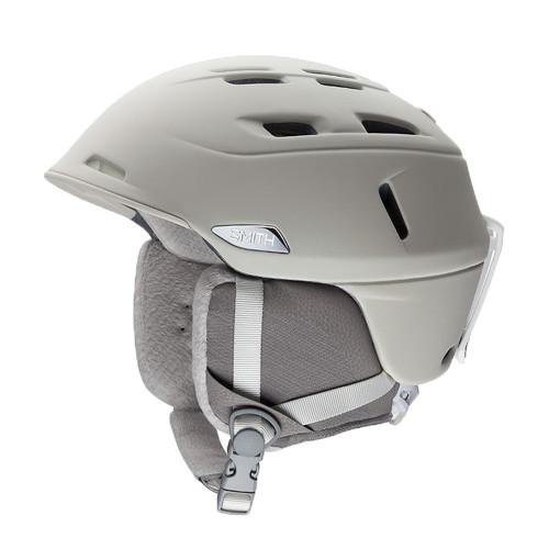 Smith Compass Women's Helmet - Matte Ivory