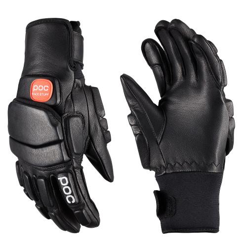 POC Super Palm Comp Jr Ski Gloves - Black