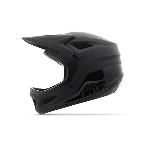 Giro Disciple MIPS Helmet - Matte Black/Gloss Black