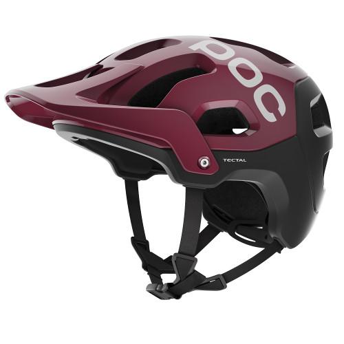 POC Tectal Helmet - Thaum Red