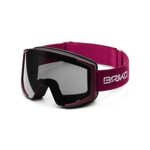 Briko Lava XL Ski Goggle - Mulberry Violet