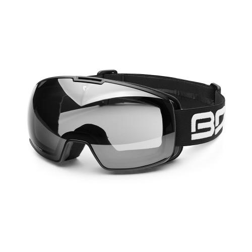 Briko Nyira 7.6 Ski Goggle - Matte Black