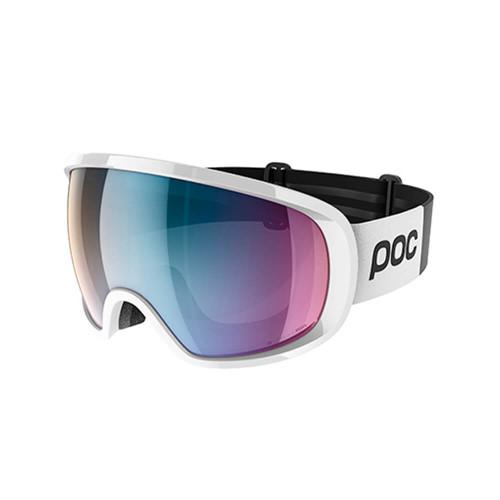 POC Fovea Clarity COMP Goggle - Hydrogen White w/ Spektris Pink