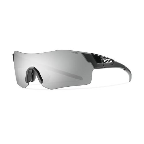 Smith Arena Max Sunglasses - Matte Black w/ Super Platinum Mirror
