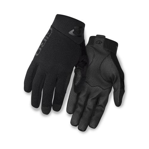 Giro Rivet II Mountain Bike Gloves - Black