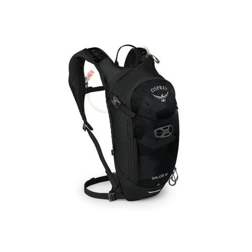 Osprey Salida 8 Hydration Backpack - Black Cloud