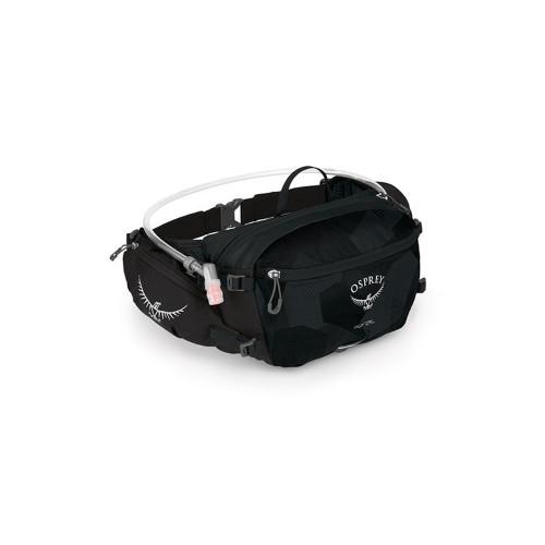 Osprey Seral Lumbar Hydration Pack - Obsidian Black