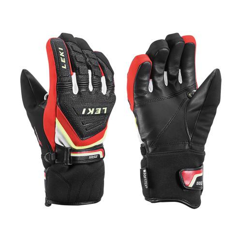 Leki Race Coach Tech S Junior Gloves