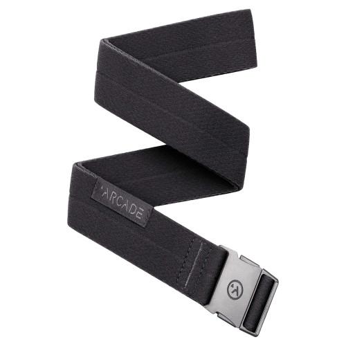Arcade Midnighter Slim Belt - Black