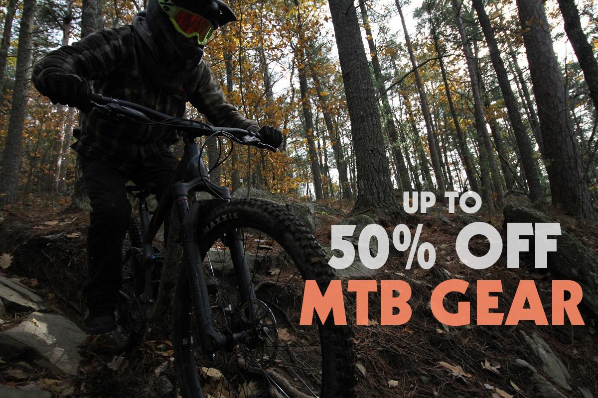 MTB Gear Sale - Descend Sports