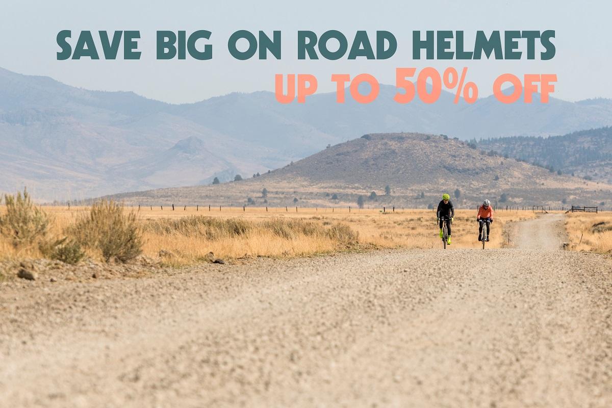 Road Helmets on sale - Descend Sports