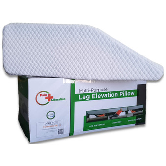 leg elevation pillow acid reflux pillow