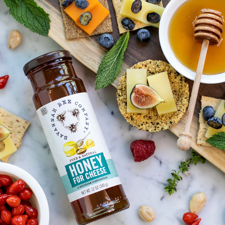 Honey For Cheese