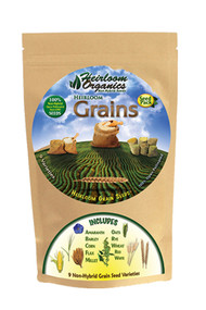 Grains seed collection