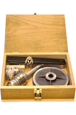 Country Living grain mill case