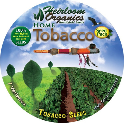Home Tobacco Seed Collection