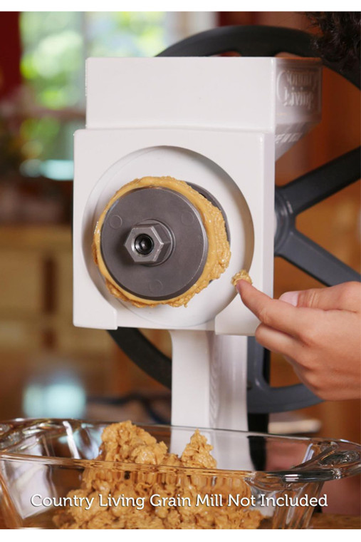 Country Living peanut butter attachment