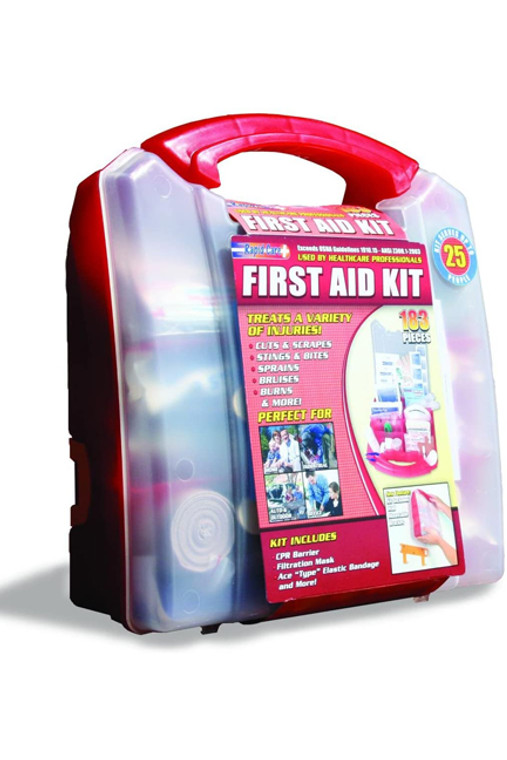 First aid 183