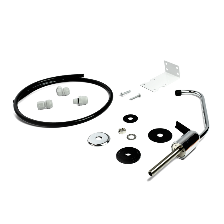 Under counter conversion kit