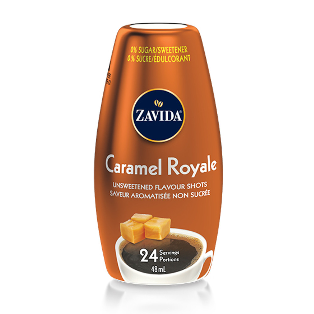 Caramel Royale Flavor Shots To Go