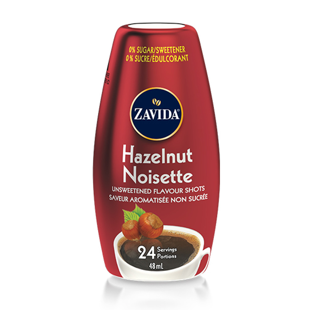 Hazelnut Flavor Shots To Go