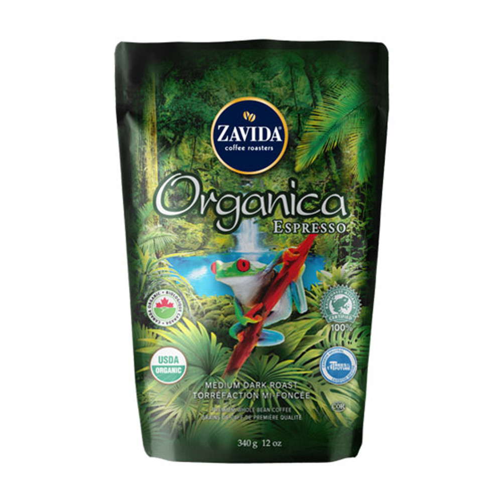 Organica Rainforest Alliance Espresso