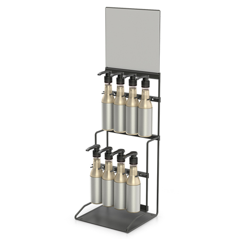 8 Bottle Floating Stand