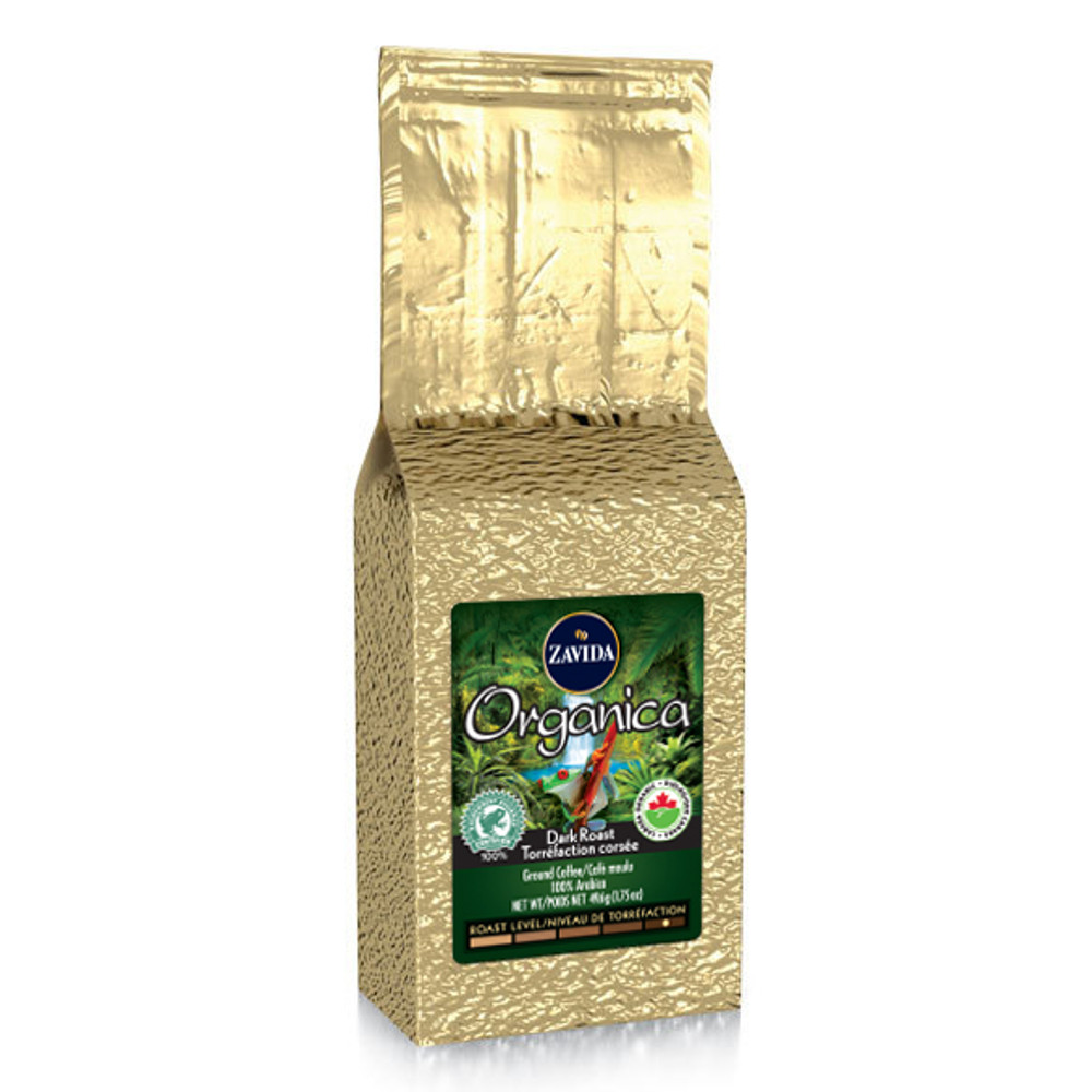 Organica Dark Roast Rainforest Alliance Mini-Brick